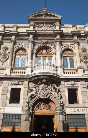 Casino Espanol Building Mexico City - Stock Image