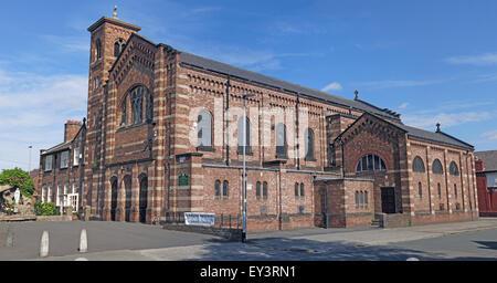 St Benedict,Catholic Church,Orford,Warrington,Cheshire,England,UK - Stock Image