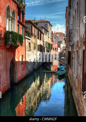 Venetian Canal - Stock Image