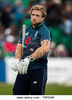 File photo dated 03-05-2019 of England's David Willey. - Stock Image