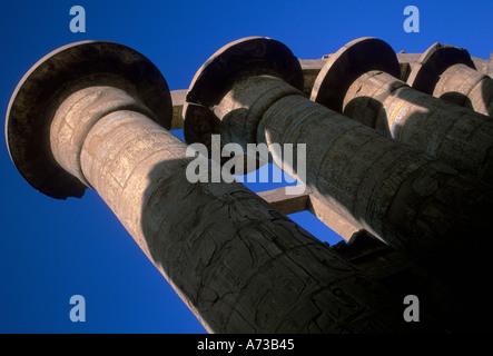 Egypt Luxor Karnak - Stock Image