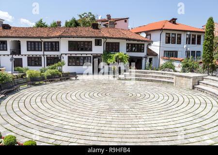 House of Dukagjini family Old town Prizren Kosova - Stock Image
