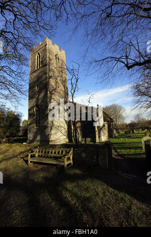 St Michael's Church, Irstead, Norfolk - Stock Image