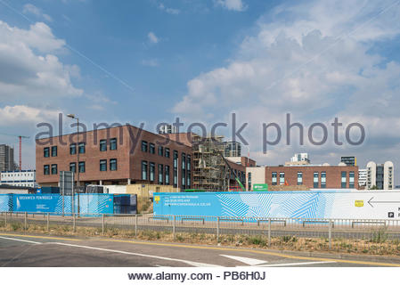 St Mary Magdalene School, North Greenwich - Stock Image