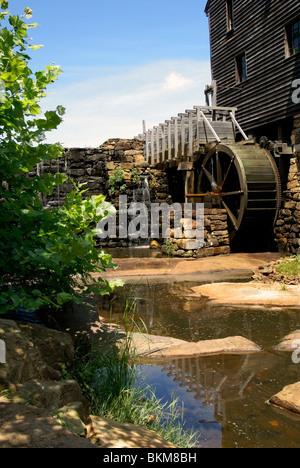 Yates Mill in North Carolina - Stock Image