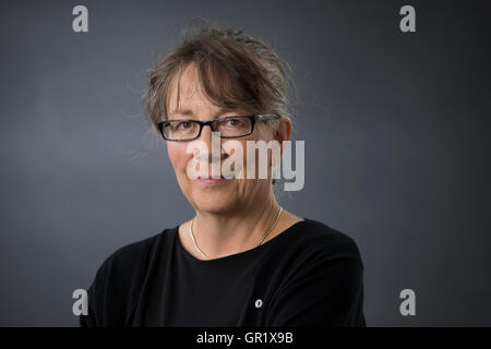 Writer and Creative Writing tutor Dorothy Alexander. - Stock Image
