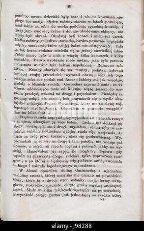PL Agaton Giller Opisanie zabajkalskiej krainy w Syberyi t. 2 105 - Stock Image