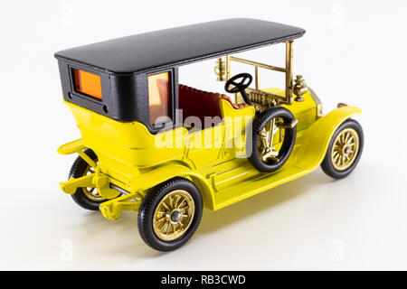 Matchbox Models of Yesteryear Y-5 Peugeot 1907 - Stock Image