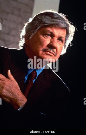FAMILY OF COPS (1995)  CHARLES BRONSON  TED KOTCHEFF (DIR)  CBS/MOVIESTORE COLLECTION LTD - Stock Image