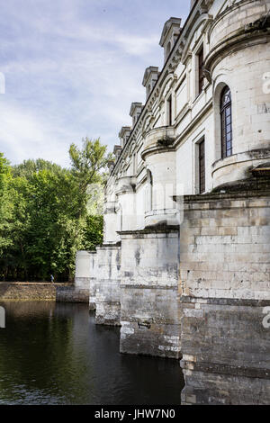 Chenonceau Castle Loire Valley France - Stock Image