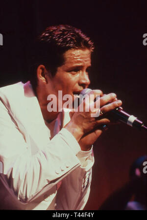 SEAN MAGUIRE English pop singer in  1996 - Stock Image