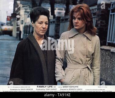 FAMILY LIFE (1971)  SANDY RATCLIFFE  KEN LOACH (DIR)  MOVIESTORE COLLECTION LTD - Stock Image