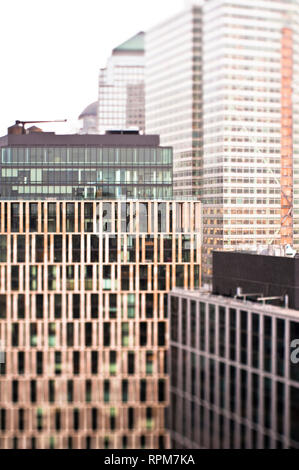 High Rise Buildings - Stock Image