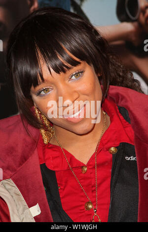 New York, USA. 13 March, 2009. Rapper, Lil Mama at the launch of Carrera Vintage Sunglasses at Angel Orensanz Foundation. Credit: Steve Mack/Alamy - Stock Image
