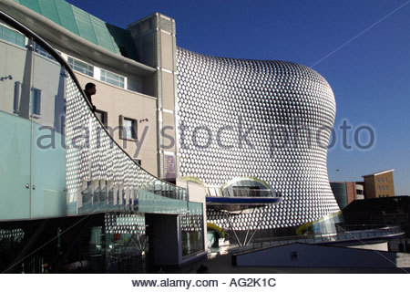 selfridges building birmingham bull ring - Stock Image
