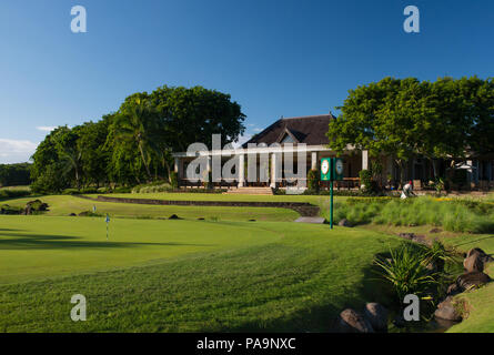 Club house Heritage golf course - Stock Image