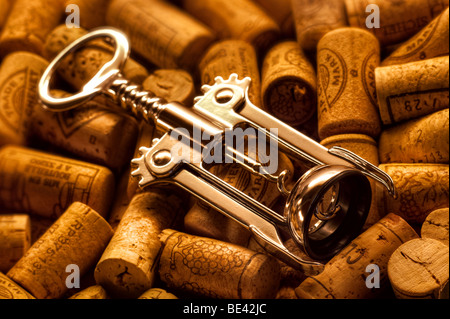Bottle opener - Stock Image