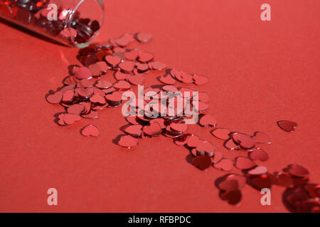 Creative Concept : Love and Romance - Stock Image