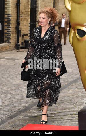 LONDON, UK. April 28, 2019: Alex Kingston at the BAFTA Craft Awards 2019, The Brewery, London. Picture: Steve Vas/Featureflash - Stock Image