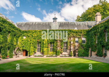 Oxford college - Stock Image