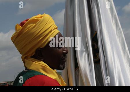 Sultan Body guard - Stock Image