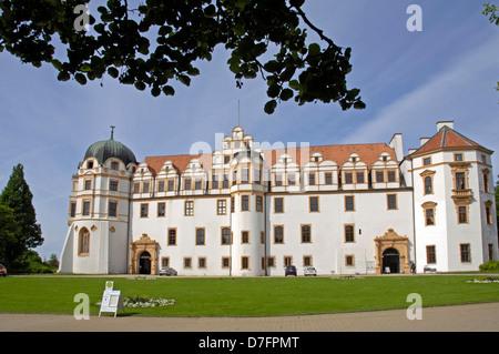 Germany, Lower Saxony, Celle, castle, duke's castle, Herzogschloss - Stock Image