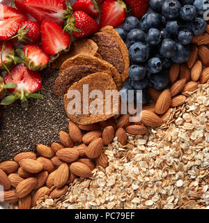 cereal,ingredient - Stock Image