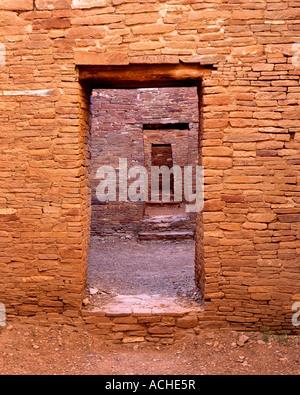 Chaco Door - Stock Image