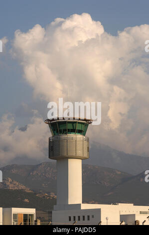 air traffic control-tower - Stock Image