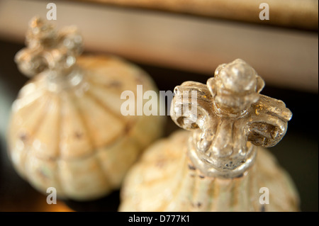 Home Decor Macro - Stock Image
