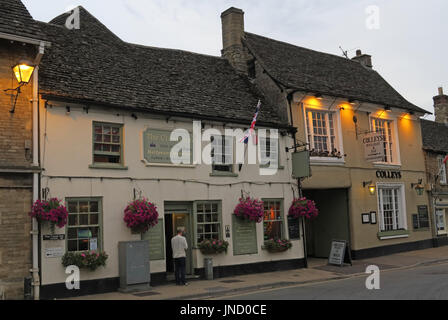 Lechlade on Thames - Stock Image