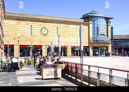 Eastgate Shopping Centre, Falcon Square, Inverness, Highland, Scotland, United Kingdom - Stock Image