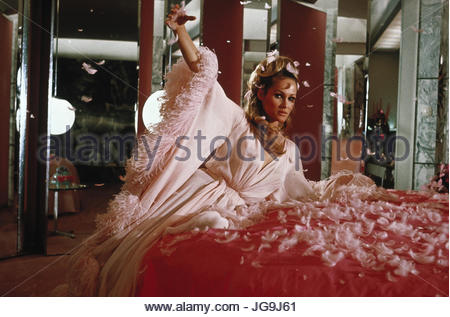 CASINO ROYALE (1967) Pictured:  Ursula Andress .   copyright Columbia Pictures.  Photo courtesy Granamour Weems - Stock Image