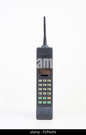 Old Mobile Phone - Stock Image