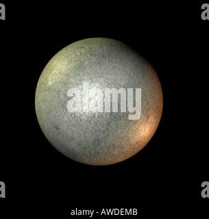 dwarf planet Ceres - Stock Image