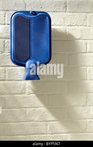 Hot Water Bottle, Hanging - Stock Image
