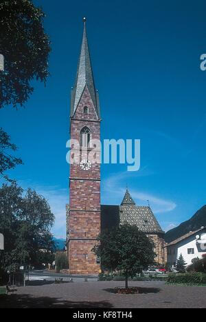 TYROL TERLANO parish church of - Stock Image