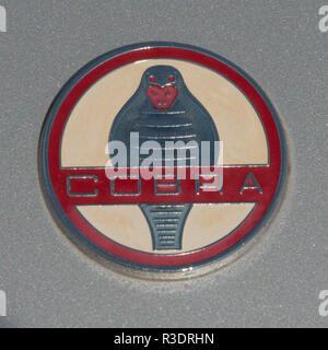 Cobra Car Marque - Stock Image