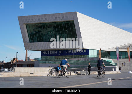 Museum of Liverpool - Stock Image