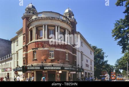 New Theatre, Cardiff, Wales / Cymru, UK. Circa 1980's - Stock Image