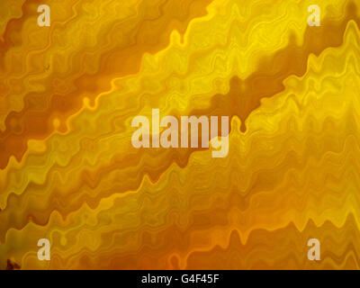 Abstract Yellow Pattern - Stock Image