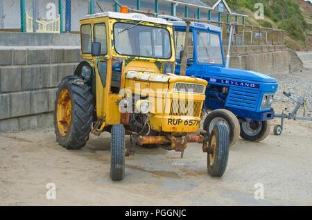 Old Taractors UK - Stock Image