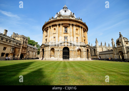 Radcliffe Camera, part of Oxford University, Oxford, Oxfordshire - Stock Image