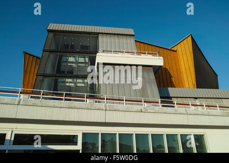 Berlin Philharmonie (Philharmony), Chamber Music Hall front view. - Stock Image