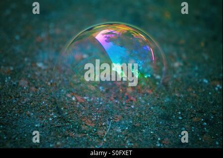 Bubble Fun - Stock Image