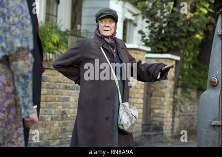 THE LADY IN THE VAN, MAGGIE SMITH, 2015 - Stock Image