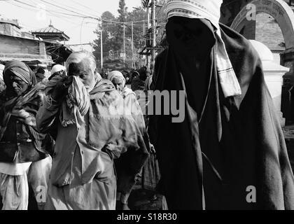 Pashupati, Kathmandu, 2017 - Stock Image