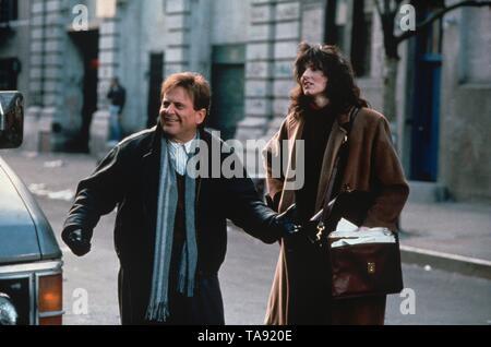 THE SUPER (1991)  JOE PESCI  MADOLYN SMITH OSBORNE  ROD DANIEL (DIR)  20TH CENTURY FOX/MOVIESTORE COLLECTION LTD - Stock Image