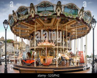 Carrousel - Stock Image
