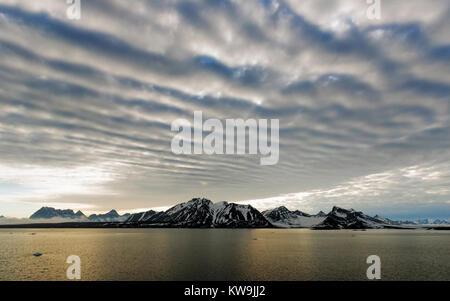 Hornsund , Svalbard - Stock Image